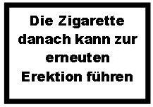 Zigaretten Sprüche